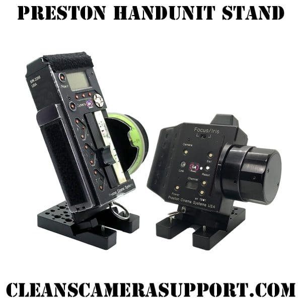 preston handunit stand